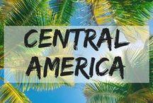 Central America / Travel guides for Central America.  Belize | Costa Rica | El Salvador | Guatemala | Honduras | Nicaragua | Panama