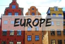 Europe / Travel guides for European countries.