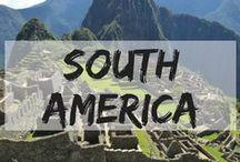 South America / Travel guides for South America. Argentina | Bolivia | Brazil | Chile | Colombia | Ecuador | Guyana | Paraguay | Peru |Suriname | Uruguay | Venezuela