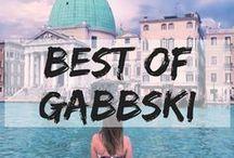 Best of Gabbski Travel Blog / Best posts featured on my blog - www.gabbski.com