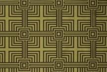 Modern/Geometric