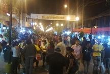 ::Huaralenlinea:: A vísperas de recibir el año 2013 / Huaralinos a una hora de recibir el Año 2013 en las calles de Av. Solar , Av. Chancay y Plaza de Armas de Huaral