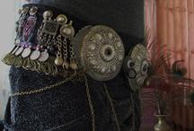 Tribal Fusion Belts