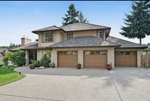 South Surrey Homes for Sale - South Surrey, BC / by South Surrey / White Rock Real Estate