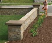 Outdoor Design Tips / Whether you're a homeowner or a contractor, Anchor Wall Systems can teach you how to install your wall – and make a dream landscape into reality. Check out our how-to resources here or at www.anchorwall.com.