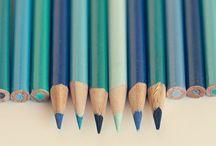 50 sfumature di blu / Ispirazioni del mare