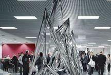SCULPTURES / Sculptures and art on demand designed by Oskar Zieta.