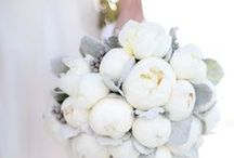 Wedding flower ideas / by Giggly Katie