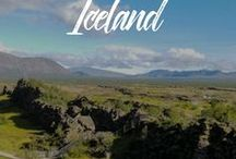 Iceland Travel / A magical, emerald green land of gushing waterfalls and stark and unforgiving coastlines, where tiny horses roam and clown-like puffins soar