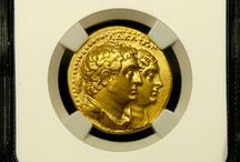 Ancient Coins / Certified Ancient Coins  AustinCoins.com brings you Rare coin treasures.  Some of the oldest, most beautiful, and unique ancient Gold and Silver coins found in the world today. Several of these ancient coins are thousands of years old and, while crudely produced, feature some of the most intricate and stunning designs ever seen on coinage.
