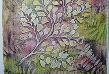 Designs by Ryn - Guest Designers / This is a collection of art from Guest Designers who have created with my stamps and/or stencils. If you click on the photo it will take you to their blog post.