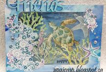 Designs by Ryn - Customer Art / This board is for customer creations using Designs by Ryn stamps and/or stencils alone or in combination with other products. Love seeing what people come up with! Thanks everyone!!! If you click on the photo it will take you to the artist's blog post, website, flickr account etc... so you can see more of their art.