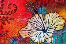 Designs by Ryn - Ryn's Art / My exploration into card making and mixed media.