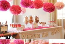 Baby Showers / Hello and welcome to my board filled with cute ideas for  baby showers.  There are so many wonderful themes and ideas, it will be hard to pick just one!  Feel free to comment and enjoy! / by Savvy Nana