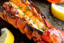 All things Seafood / Hello and welcome to my board of Seafood and fish recipes.  Lobster oh yes!  I love seafood.  Feel free to comment and enjoy!