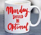 Motivation & Mondays / #MondayMotivation