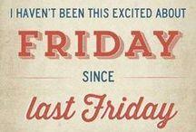 TGIF! / #FridayFunny