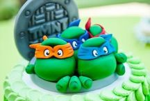 Kids' parties- Ninja Turtles / Welcome to my board for Ninja Turtles birthday party ideas Feel free to comment and enjoy!