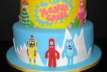 Kids' parties-yo Gabba Gabba / Hi and welcome to my board of Yo Gabba Gabba theme ideas.  Feel free to comment and enjoy!