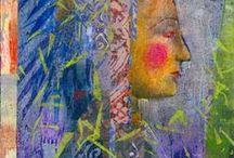 Lynne Perrella / schilderen