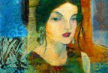 portret / schilderen