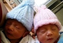 Twin Power / Hello, welcome to my board of photos of our miracle babies.  Twin girl and boy born September 9, 2015 weighing just over 4 lbs. each.  Walk with me thru the joys of being Nana to these two precious additions to my world.  Feel free to comment and enjoy!