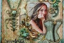 Scrapbooking/layouts which inspire