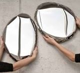 TAFLA MIRRORS / Collection of inox mirrors
