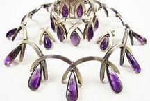 """A Vintage Jewelry Parure or Demi-Parure / VINTAGE (1985 or older) parures & demi-parures only,  """"a parure is an entire wardrobe, or suite, of matching jewelry"""", Wikipedia. Usually 3 pieces or more. A demi-parure is a set or 2 matching pieces of jewelry. Please take no offense, but all other pins will be deleted, Enjoy!"""