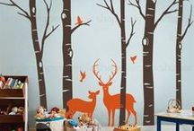Wall Decals : Nursery / Decals for the Nursery.