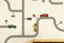 Wall Stickers : Kids / Fun wall stickers for kids rooms!
