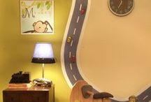 Boys Room / Decor ideas for boys' rooms