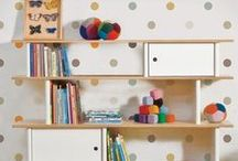 Wallpapers : Nursery & Kids / Peel and Stick Wallpaper. Just Peel and Stick on your wall!