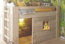 Shared Children Room / Do your kids share a room? Here are some fun ideas for shared rooms.
