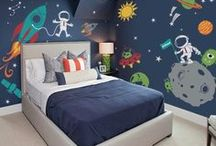 Wall Decals : Playroom / Decals for the playroom.
