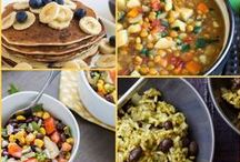Quick and Simple Healthy Meals / If you are wanting to heal your relationship with food, feel beautiful in your body, and feel vibrant and energized, then this is the board for you!  These are quick and simple meals you can make with whole foods!  YourMindBodyJoy.com