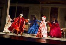 """Il Carnevale 2015 del #TSVeneto / Dal 30 gennaio al 9 febbraio ecco il programma """"diffuso"""" dello Stabile del Veneto tra prosa, ballo, marionette e giochi scenici: Women in love. Ovvero le donne di Shakespeare, L'Arlecchino Furioso, I Rusteghi, Passa al Goldoni. Marionette & burattini e Altin Köök."""