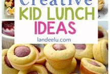 Fun Family Food Ideas / Fun foods that kids will eat at the family meal.