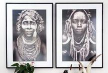 Déco Ethnique /Afrique/