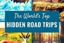 Roadtripping Travel / Who doesn't love a good road trip! All the best tips, inspiration and routes for roadtripping around the world