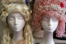 Paper Wigs and....