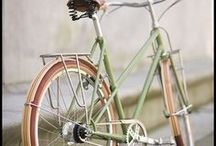Bicycle inspiration / Collecting photos for inspiration on a fixie/single speed project