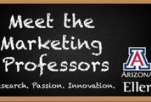 Meet our Marketing Professors