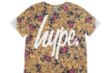 Hype @ ArenaMenswear.com / Fresh designs from one of the UK's most exciting new brands. #justhype