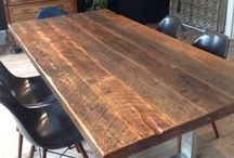 Mac+Wood Customers / Mac+Wood tables delivered to customer locations