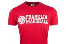 Franklin & Marshall @ ArenaMenswear.com