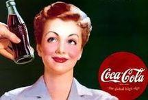 Vintage Coca-Cola ads / Vintage Coca-Cola ads