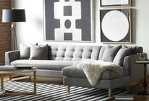 Interior ideas / Living room