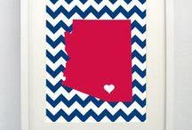 University of Arizona Pride / We love our school! Bear Down Wildcats!