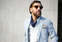Casual Gentlemen / The best of mens smart casual fashion. / by Lewis Synejko